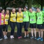 Team Million Dollar Jog In the Bog 2013