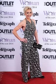 Dee McCahill, Belfast Telegraph Inspirational Woman of the Year 2014 finalist