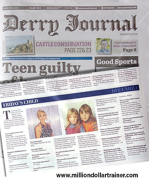 Derry Journal Fridays Child
