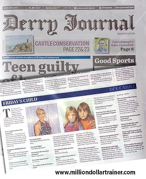 Derry Journal Fridays Child