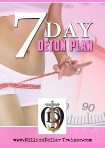 Dee McCahill 7 Day Detox Plan
