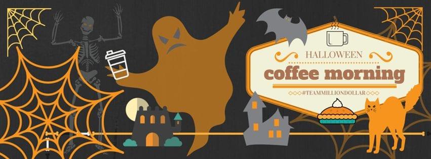 MDF Coffee Morning Jamie's Journey