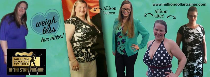 Allison's Race Against Time - Million Dollar Fitness