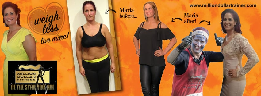 How Maria Rediscovered Her Va Va Voom! - Million Dollar Fitness
